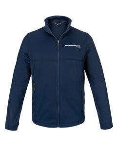 River Blue Smooth Fleece Jacket w/Berkshire Hathaway Embroidery