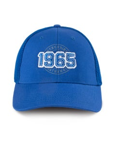Royal Blue Cap and Berkshire 1965 Embroidery